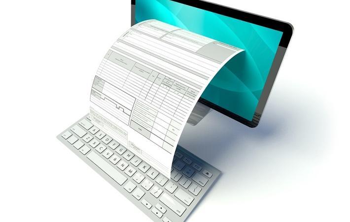 Использование сканов документов в бухучете